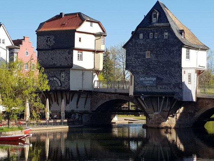 Bild Brückenhäuser Bad Kreuznach